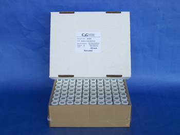 Economy Pack VOA Vials with Protective Covers